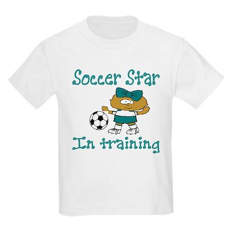 Soccer Star Emma Kids T-Shirt