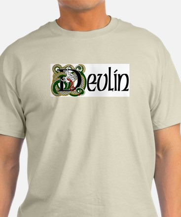 Devlin Celtic Dragon T-Shirt