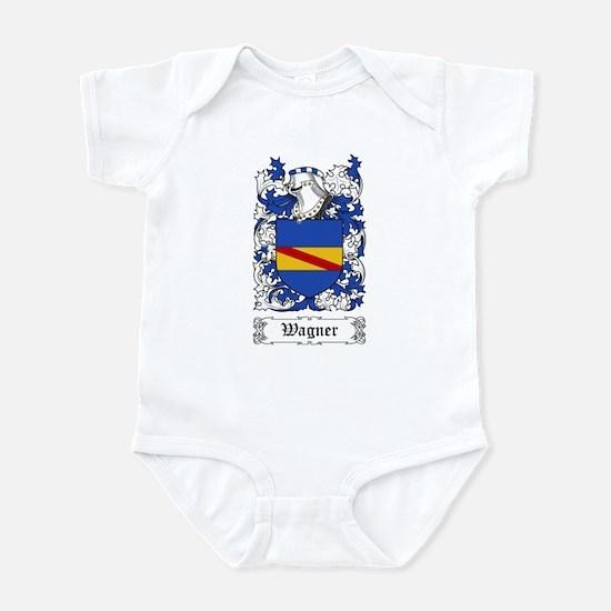 Wagner [English] Infant Bodysuit