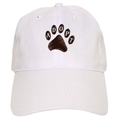Animal Adoption Paw Cap