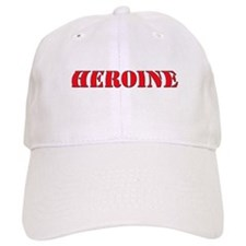 Heroine Baseball Cap