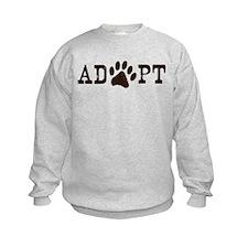 Adopt an Animal Sweatshirt