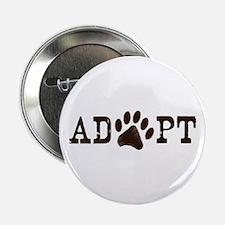 "Adopt an Animal 2.25"" Button"