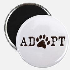 "Adopt an Animal 2.25"" Magnet (100 pack)"