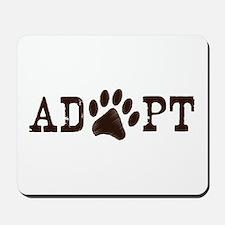 Adopt an Animal Mousepad