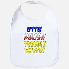 Little Polish Trouble Maker Bib