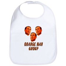 ORANGE MAN GROUP Bib