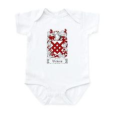 Vickers Infant Bodysuit