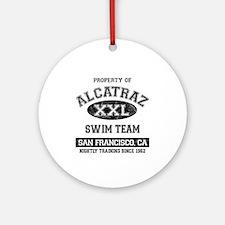 Alcatraz Ornament (Round)
