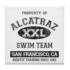 Alcatraz Tile Coaster