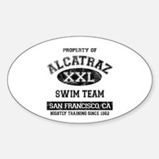 Alcatraz Decal