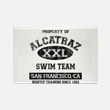 Alcatraz Rectangle Magnet