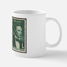 Abraham Lincoln Engraving Mug