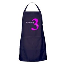 Mommy Shirts Apron (dark)