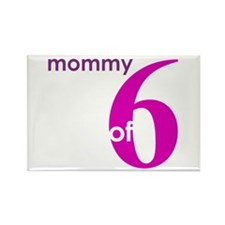 Mommy Shirts Rectangle Magnet