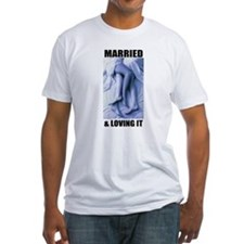 "The ""Married & Happy"" Shirt"