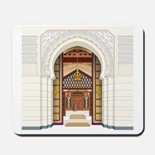 Moroccan Doors Mousepad