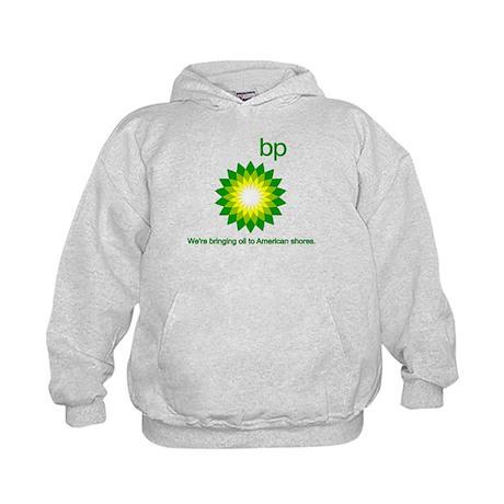BP Oil... Spill Kids Hoodie