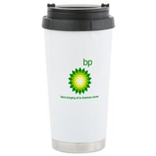 BP Oil... Spill Travel Mug