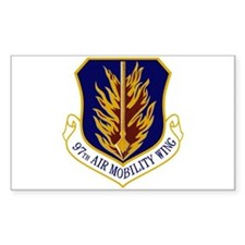 97th Air Mobility Wing Decal