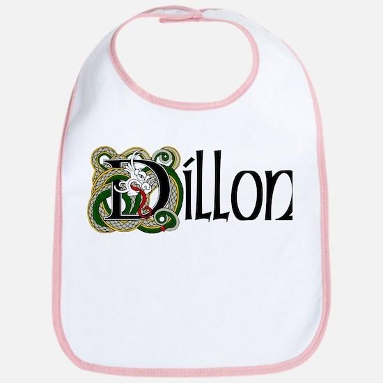 Dillon Celtic Dragon Bib