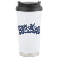 We The People (Blue) Travel Mug