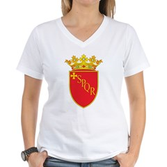 Rome Coat Of Arms Shirt