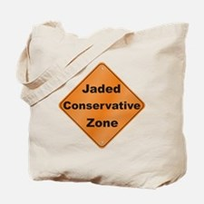 Jaded Conservative Tote Bag