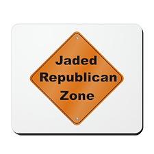 Jaded Republican Mousepad