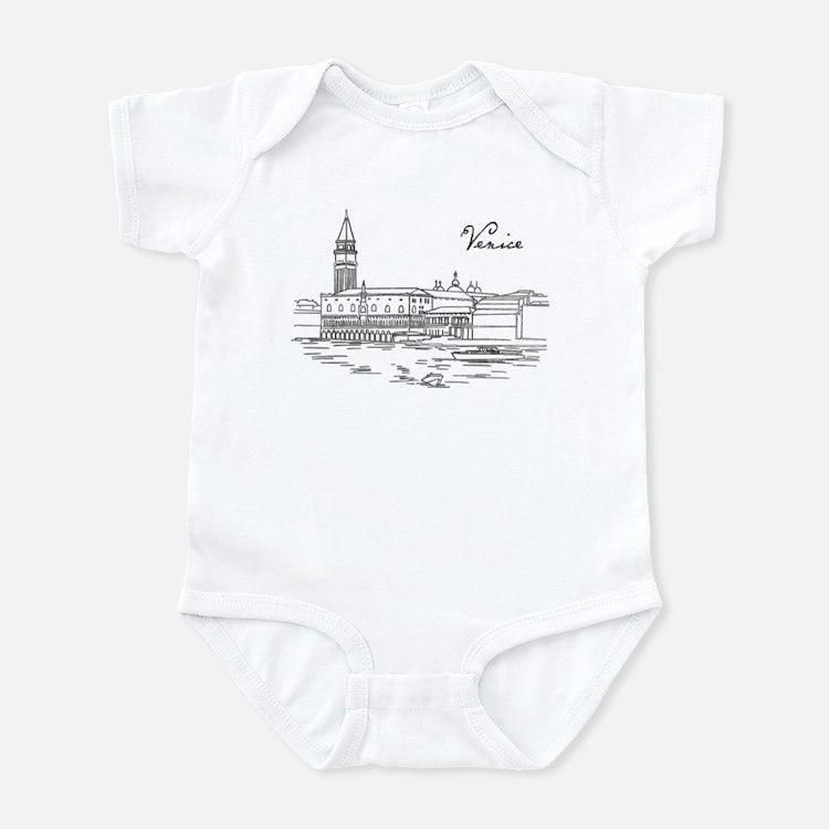 Vintage Venice Infant Bodysuit