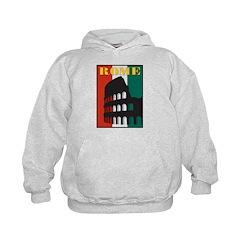 Rome Colosseum Hoodie