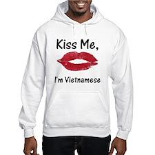 Kiss me, I'm Vietnamese Hoodie