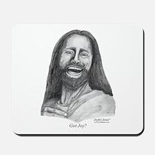 Joyful Jesus Got Joy? Series Mousepad