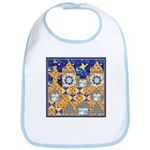 Blue Castle Bib
