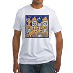 Blue Castle Fitted T-Shirt