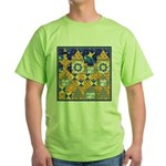 Blue Castle Green T-Shirt
