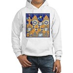 Blue Castle Hooded Sweatshirt