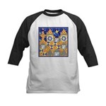 Blue Castle Kids Baseball Jersey