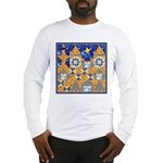 Blue Castle Long Sleeve T-Shirt