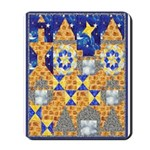 Blue Castle Mousepad