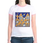 Blue Castle Jr. Ringer T-Shirt