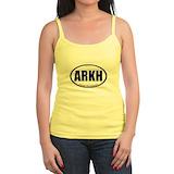 Arkham Tanks/Sleeveless