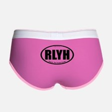 R'lyeh auto badge Lovecraft Women's Boy Brief