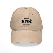 R'lyeh auto badge Lovecraft Baseball Cap