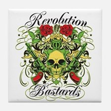 Revolution Bastards Tile Coaster