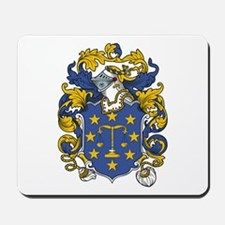 Starr Coat of Arms Mousepad