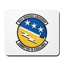 96th Squadron Mousepad