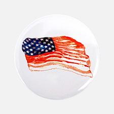 """Unique Bacon 3.5"""" Button (100 pack)"""