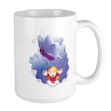 Butterfly Cloud Mug