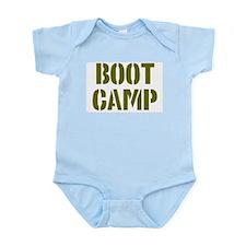 BOOT CAMP Infant Creeper